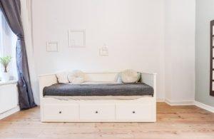 Bequemes Bett für lange Besuche – damit sich Gäste wie zu Hause fühlen