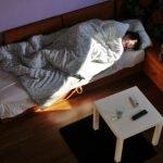 Schlafen im Wohnzimmer – Ideen für Schlafmöglichkeiten im Kombi-Wohnraum