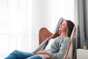 Wie qualitativ ist der Schlaf auf einem Schlafsessel?