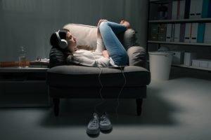Stressless-Sessel als Alternative zum Schlafsessel?